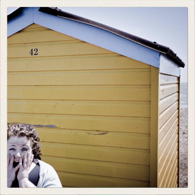 beach hut 42