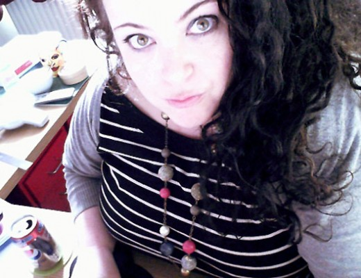 me webcam stripes