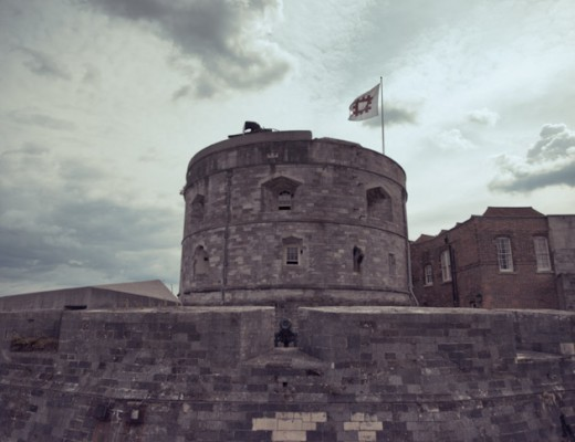 calshot castle, hampshire