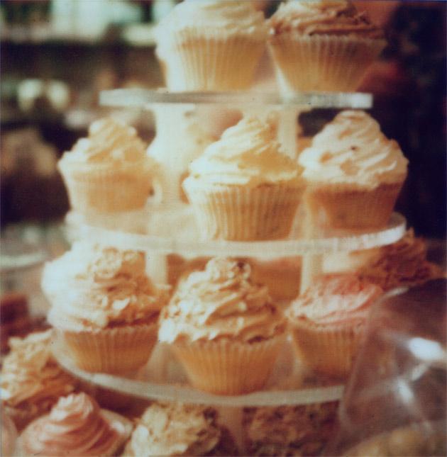 polaroid cupcakes