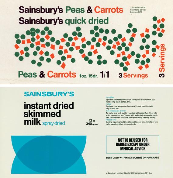 sainsbury's peas and dried milk