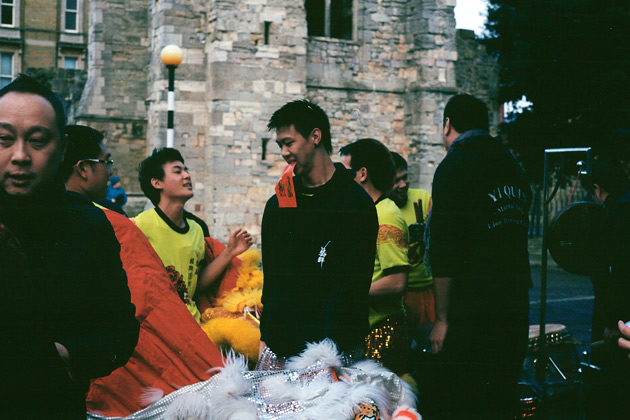 pentax k1000 - after the dragon parade