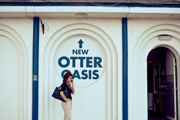 otter oasis