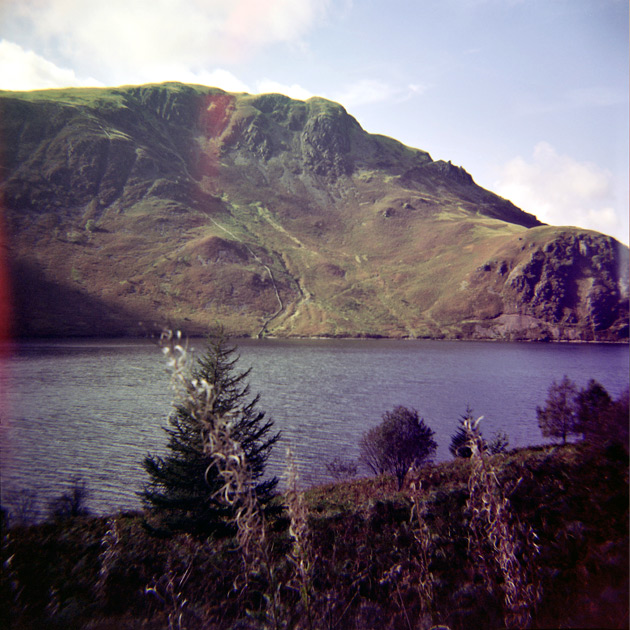 lomo diana - ennersdale