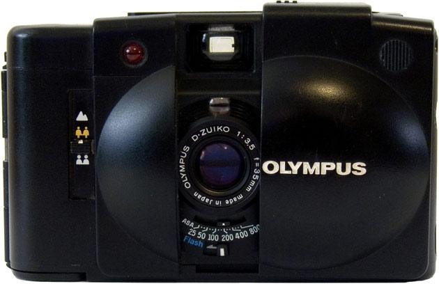 olympus xa2 35mm camera