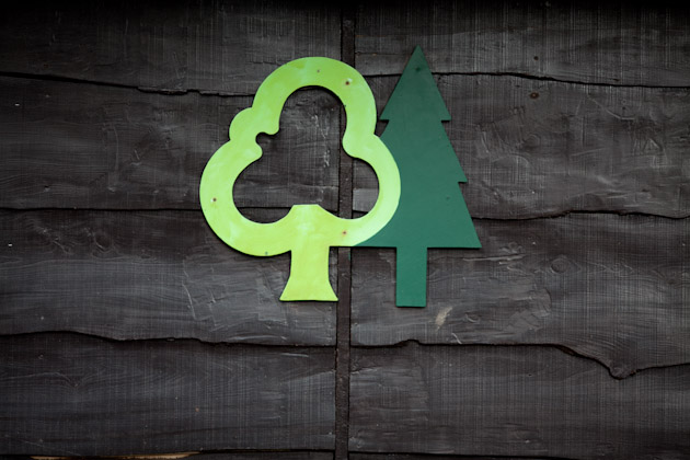 New Forest symbol