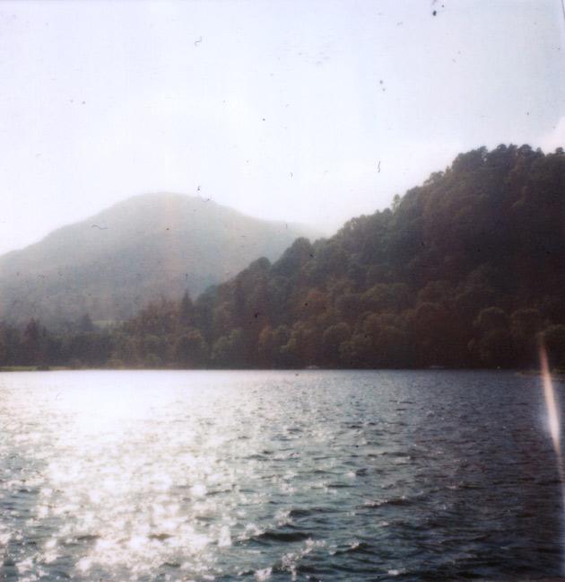 polaroid - ullswater