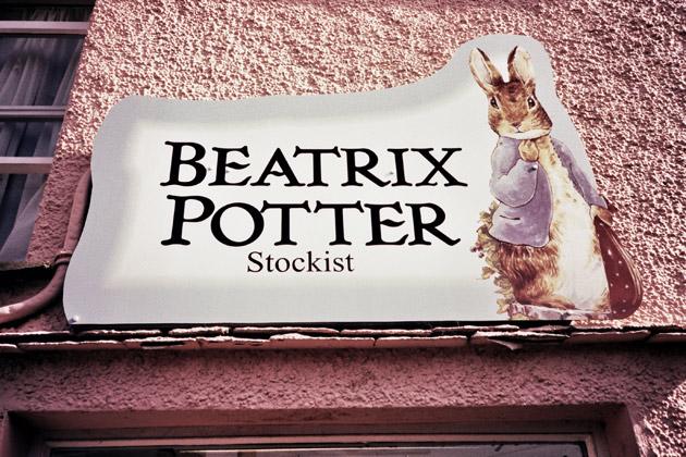 beatrix potter - olympus xa2