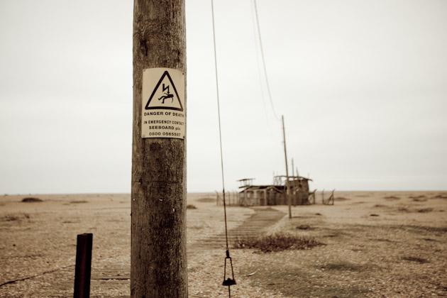 danger of death - dungeness