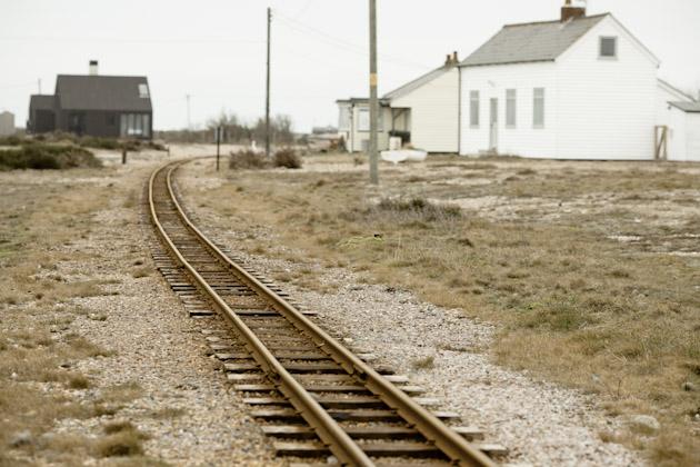 small gauge railway - dungeness