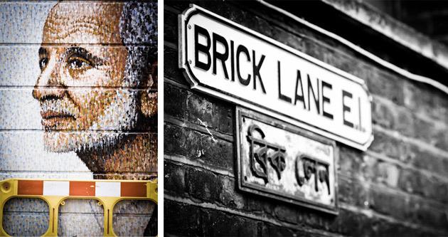 graffiti - brick lane