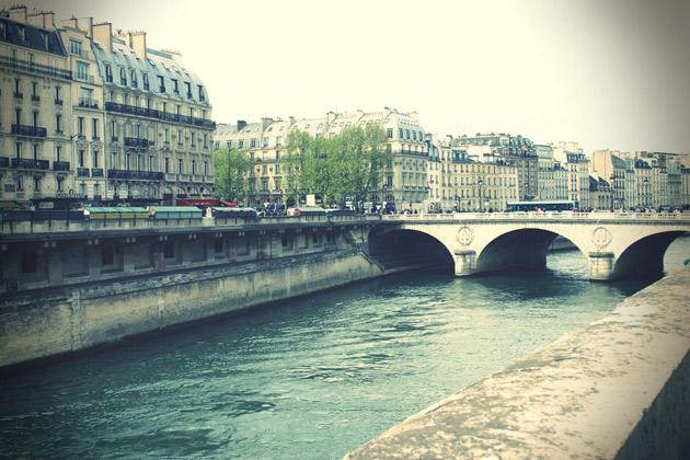 At the River