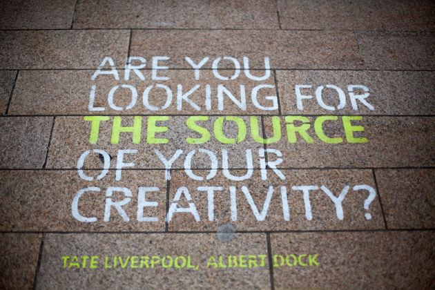 are you looking for the source of your creativity?