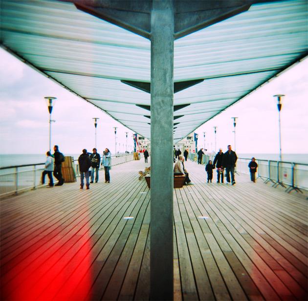Bournemouth Pier - Diana F+
