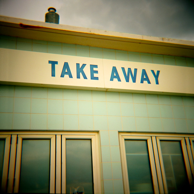 Bournemouth Take Away - Diana F+