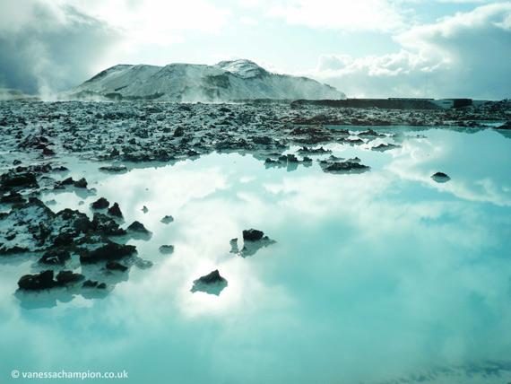 Iceland - copyright Vanessa Champion