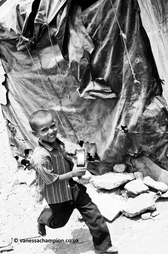Mumbai - copyright Vanessa Champion