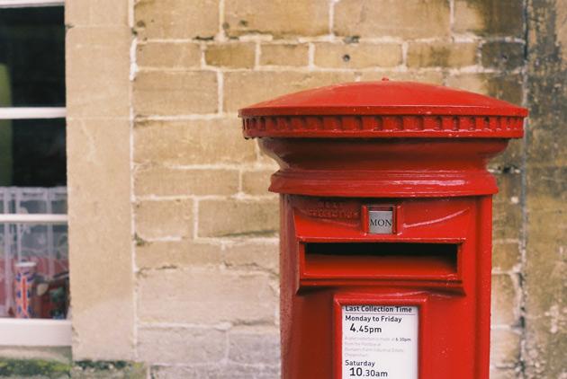 letterbox - Pentax K1000
