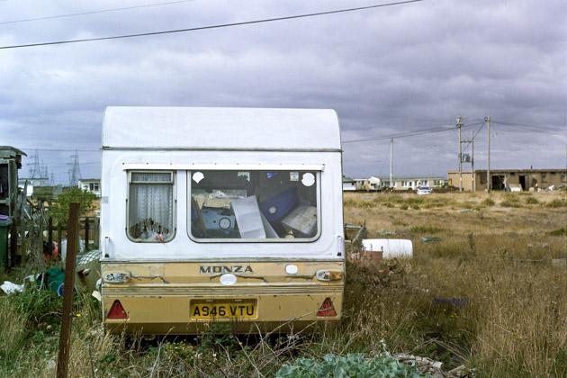nasty caravan