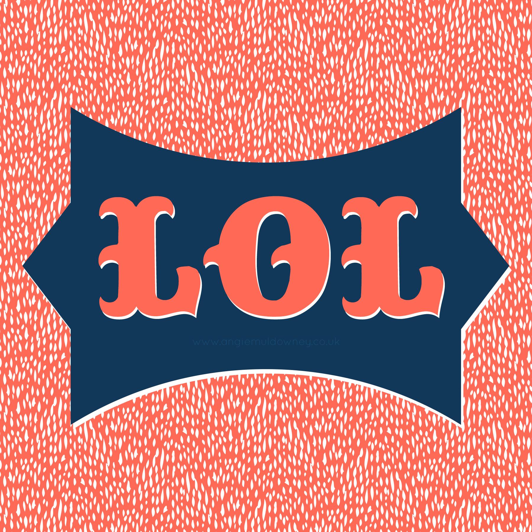big top font - LOL