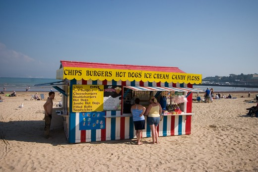 food-hut