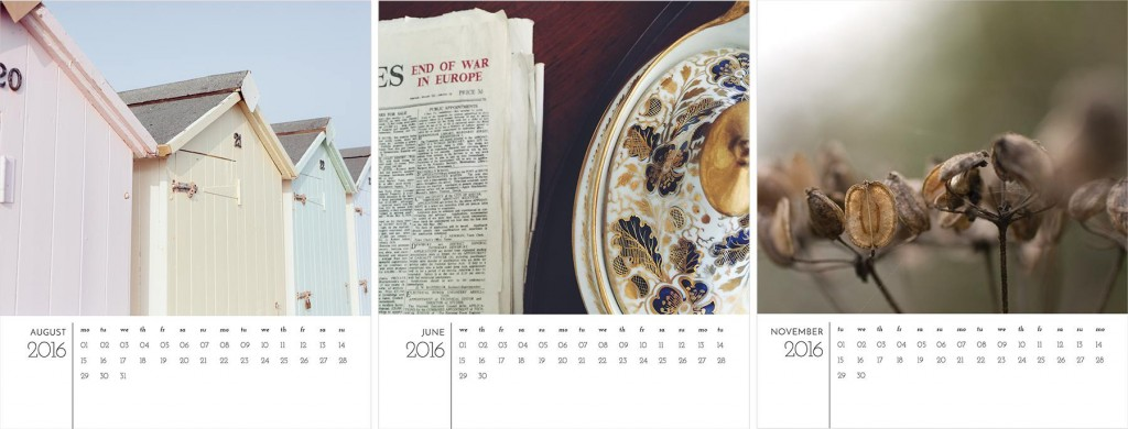 3 months of the free calendar template